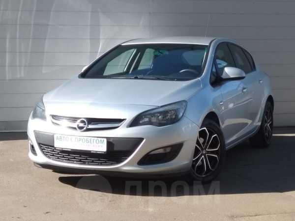 Opel Astra, 2014 год, 459 000 руб.