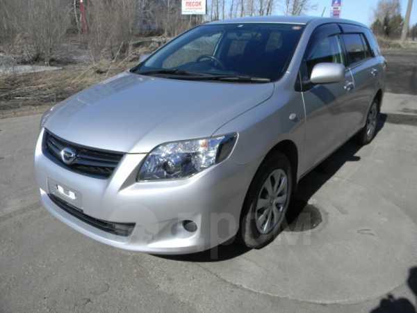 Toyota Corolla Fielder, 2010 год, 635 000 руб.