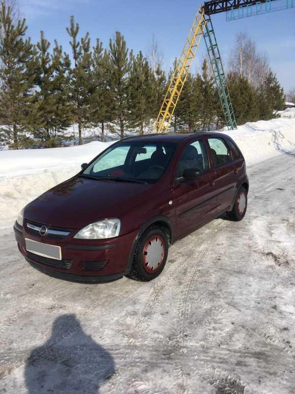 Opel Corsa, 2004 год, 185 000 руб.