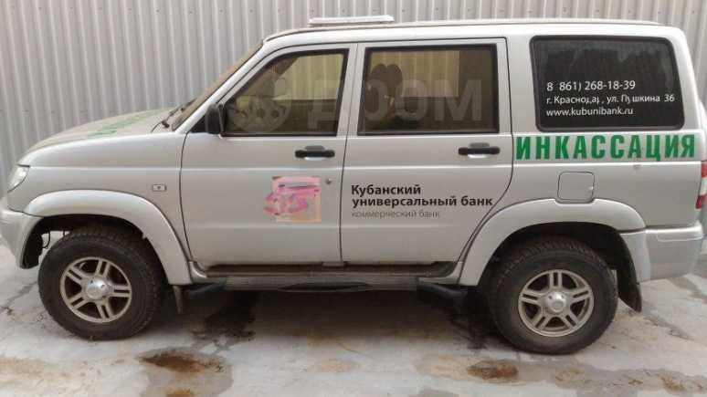 УАЗ Патриот, 2008 год, 396 515 руб.