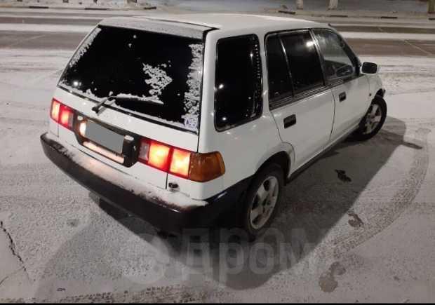 Honda Civic Shuttle, 1990 год, 90 000 руб.