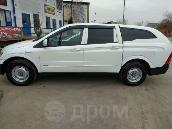 SsangYong Actyon Sports, 2012 год, 400 000 руб.