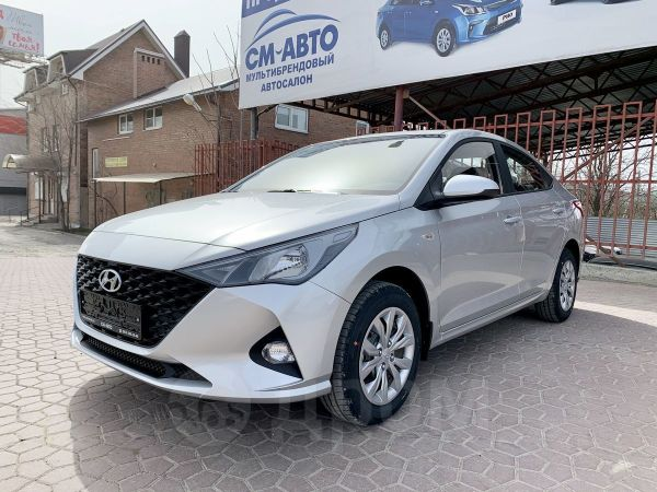Hyundai Solaris, 2020 год, 835 200 руб.