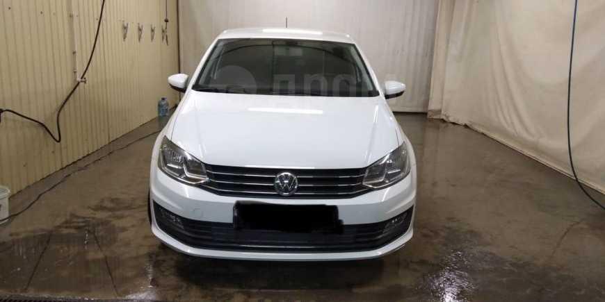 Volkswagen Polo, 2018 год, 535 000 руб.