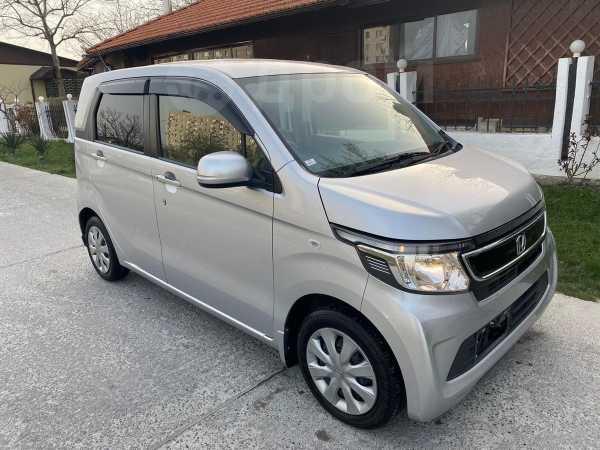 Honda N-WGN, 2015 год, 475 000 руб.