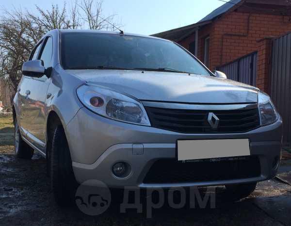 Renault Sandero, 2014 год, 430 000 руб.