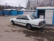 Новосибирск Laurel 1986