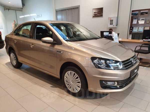 Volkswagen Polo, 2019 год, 982 900 руб.