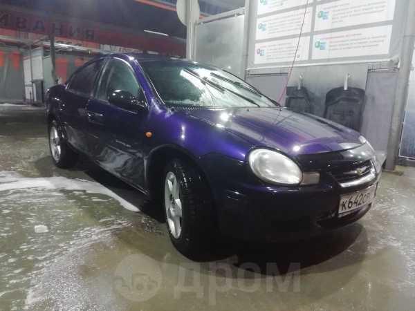 Chrysler Neon, 2000 год, 155 000 руб.
