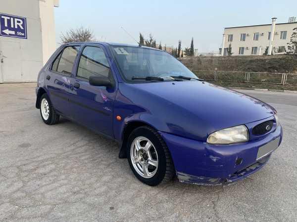 Ford Fiesta, 1997 год, 57 000 руб.