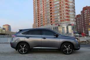 Новосибирск Lexus RX270 2014