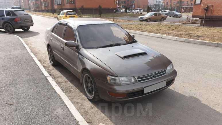 Toyota Corona, 1992 год, 270 000 руб.
