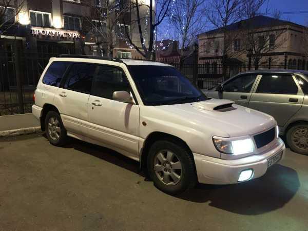 Subaru Forester, 1999 год, 245 000 руб.