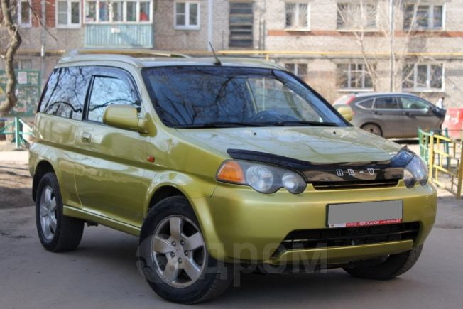 Honda HR-V, 1999 год, 259 990 руб.