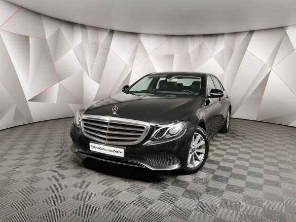 Mercedes-Benz E-Class, 2018 год, 1 611 870 руб.