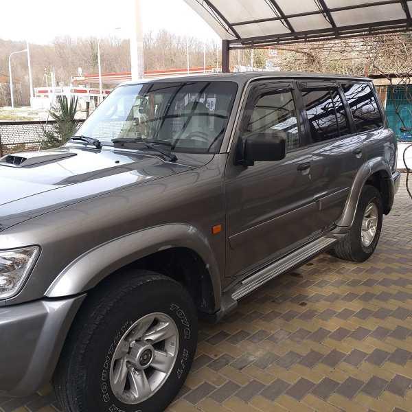 Nissan Patrol, 2003 год, 670 000 руб.