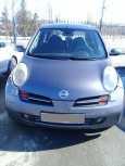 Nissan Micra, 2004 год, 220 000 руб.