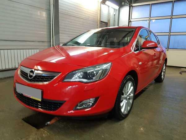 Opel Astra, 2012 год, 580 000 руб.