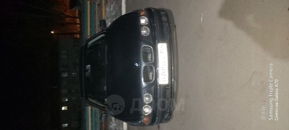 BMW 5-Series, 1998 год, 200 000 руб.
