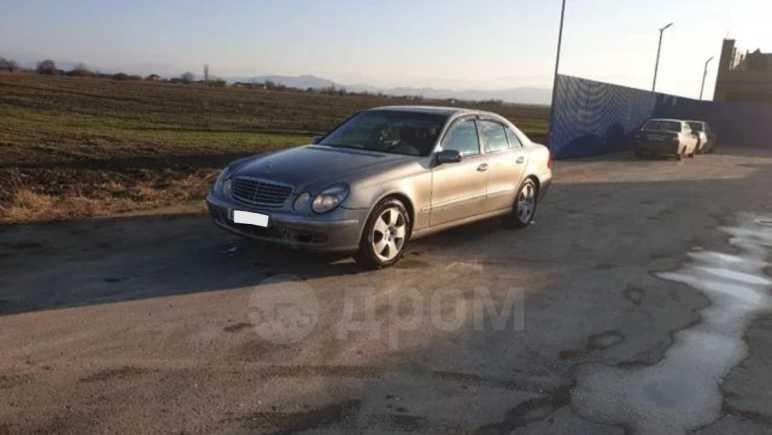 Mercedes-Benz E-Class, 2003 год, 442 000 руб.