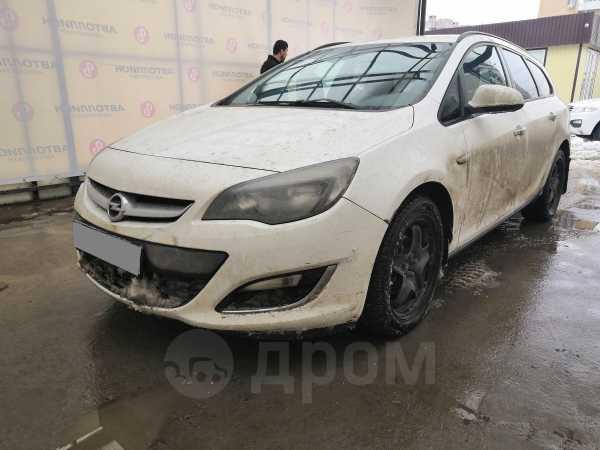 Opel Astra, 2013 год, 437 000 руб.