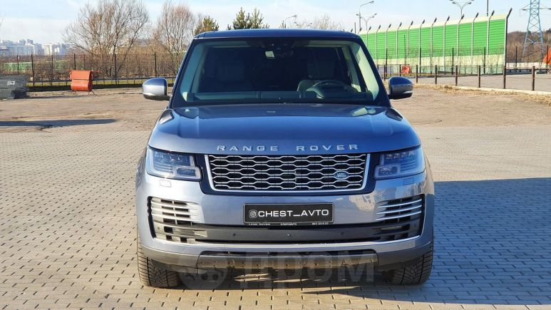 Land Rover Range Rover, 2018 год, 6 790 000 руб.