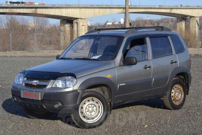 Chevrolet Niva, 2010 год, 274 999 руб.