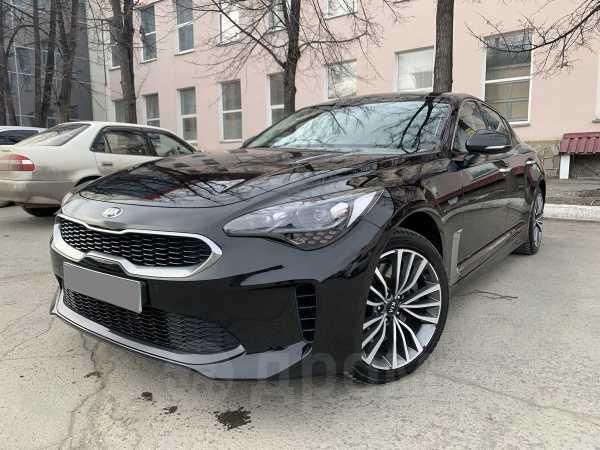 Kia Stinger, 2019 год, 2 199 000 руб.