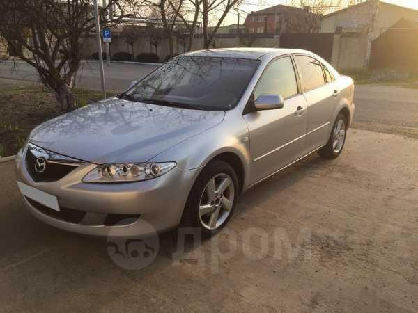 Mazda Mazda6, 2002 год, 245 000 руб.