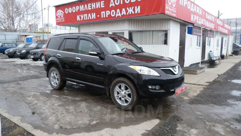 Great Wall Hover H5, 2011 год, 435 000 руб.