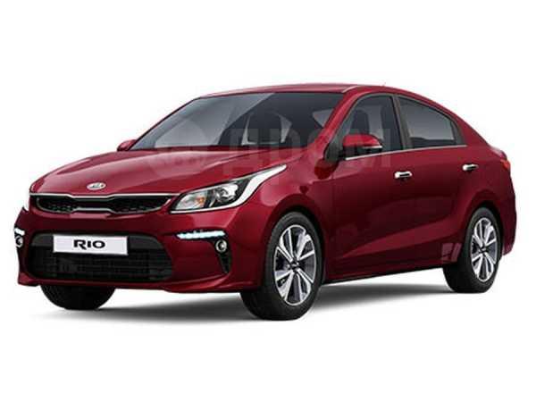 Kia Rio, 2020 год, 1 104 900 руб.