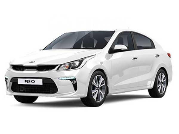 Kia Rio, 2020 год, 979 900 руб.