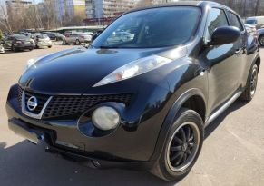 Москва Nissan Juke 2011