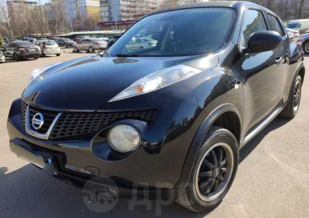 Nissan Juke, 2011 год, 452 000 руб.