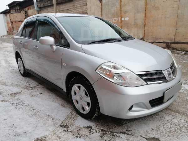 Nissan Tiida Latio, 2010 год, 415 000 руб.
