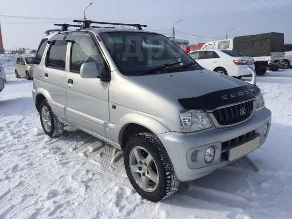 Toyota Cami, 2004 год, 450 000 руб.