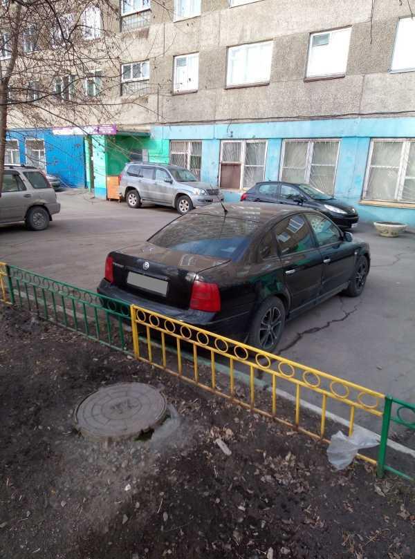 Volkswagen Passat, 2000 год, 155 000 руб.
