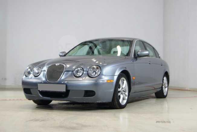 Jaguar S-type, 2007 год, 490 000 руб.