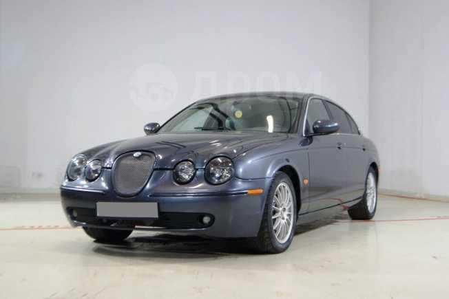 Jaguar S-type, 2006 год, 450 000 руб.