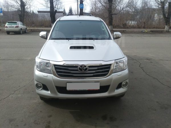 Toyota Hilux Pick Up, 2012 год, 1 490 000 руб.