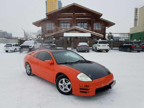 Mitsubishi Eclipse, 2002 год, 170 000 руб.