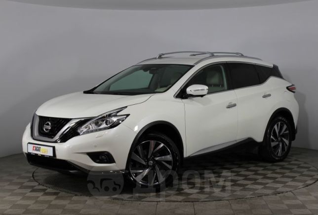 Nissan Murano, 2018 год, 1 999 000 руб.
