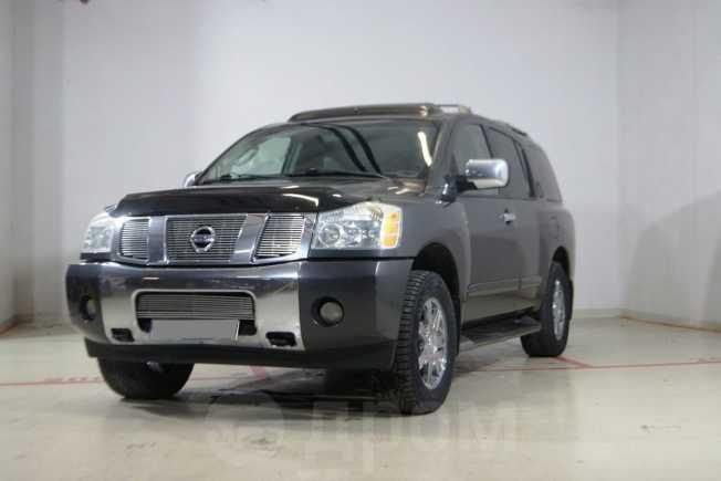Nissan Armada, 2004 год, 540 000 руб.