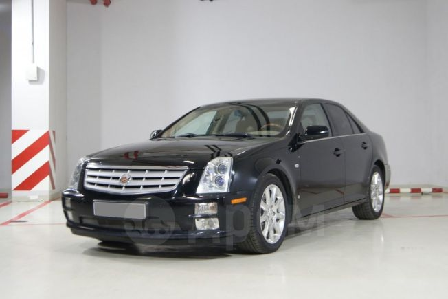Cadillac STS, 2007 год, 400 000 руб.