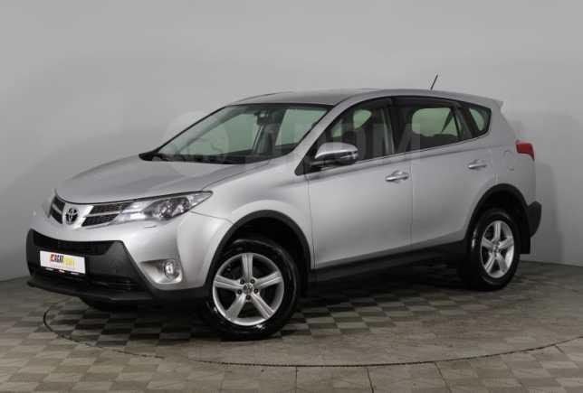 Toyota RAV4, 2014 год, 1 210 000 руб.