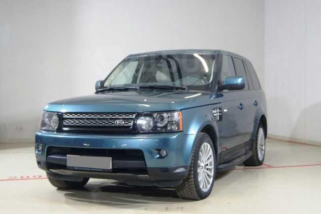 Land Rover Range Rover Sport, 2012 год, 1 100 000 руб.