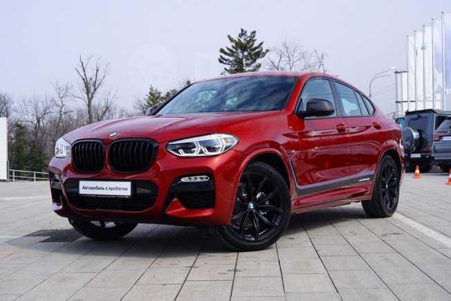 BMW X4, 2019 год, 3 300 000 руб.