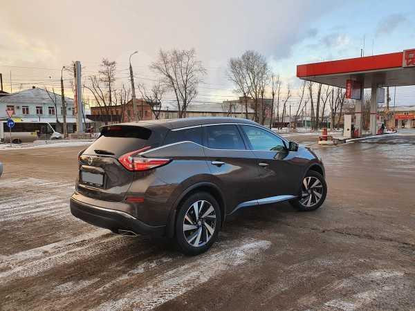 Nissan Murano, 2018 год, 2 250 000 руб.