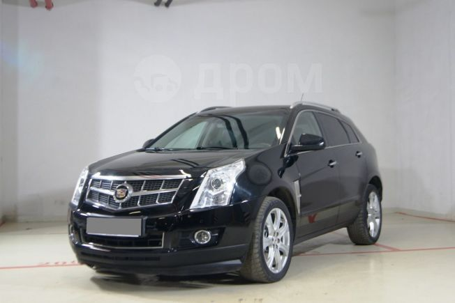 Cadillac SRX, 2011 год, 630 000 руб.