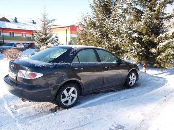 Mazda Mazda6, 2003 год, 270 000 руб.